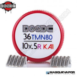 STAPLE COILS 10X SQUIDOODE