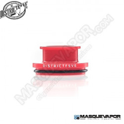 CHUBBY KUPCAKE DELRIN CAP 24MM DISTRICT F5VE RED
