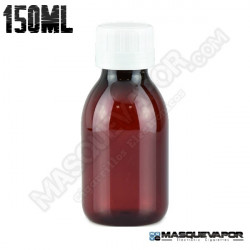 150ML PET AMBER BOTTLE