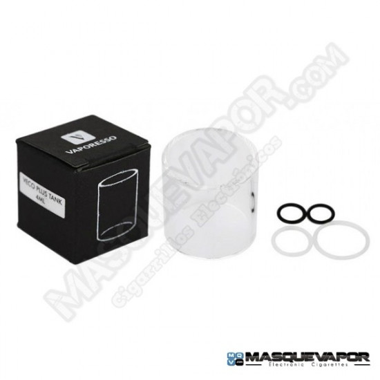 VAPORESSO VECO PLUS PYREX REPLACEMENT