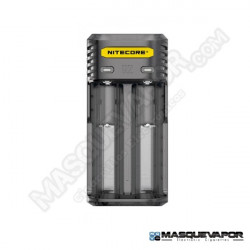 NITECORE Q2 BATTERY CHARGER BLACK