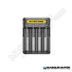 NITECORE Q4 BATTERY CHARGER BLACK