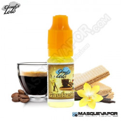 CAFÉ FLAVOR 10ML GAUFRETTE CLOUDS OF LOLO