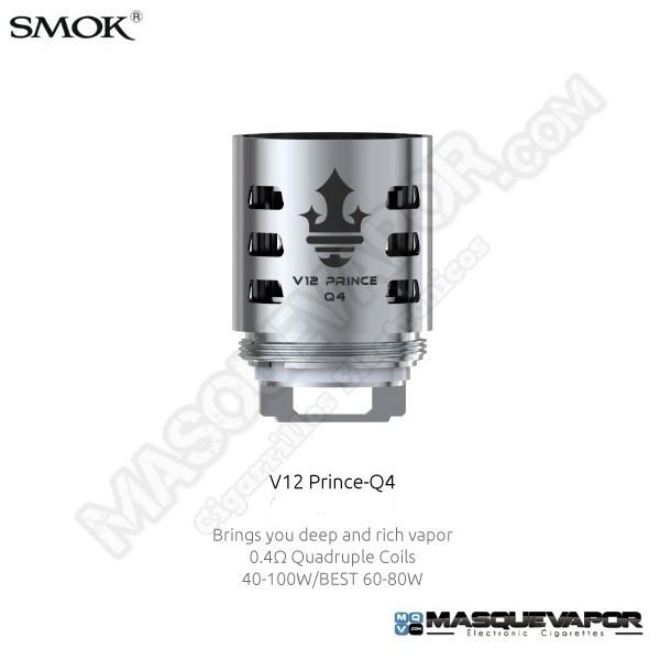 SMOK V12 PRINCE-Q4 COIL SMOK TFV12 PRINCE