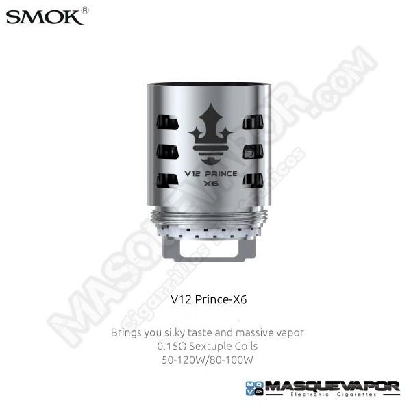 SMOK V12 PRINCE-X6 COIL SMOK TFV12 PRINCE