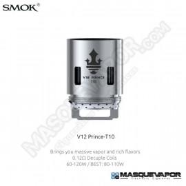 SMOK V12 PRINCE T10 COIL SMOK TFV12 PRINCE