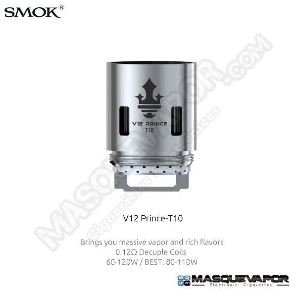 SMOK V12 PRINCE-T10 COIL SMOK TFV12 PRINCE
