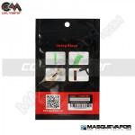 10 X 18650 BATTERY WRAPS COIL MASTER