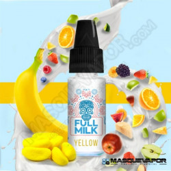 YELLOW FLAVOR 10ML FULL MILK