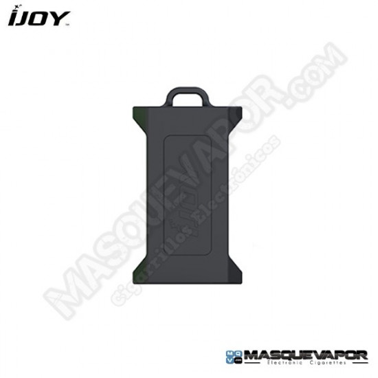 IJOY SILICONE CASE 20700 / 21700 BATTERIES BLACK