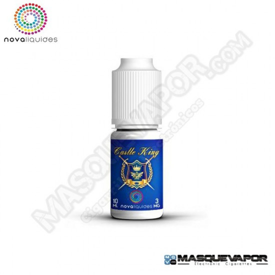 CASTLE KING FLAVOR 10ML NOVA LIQUIDES