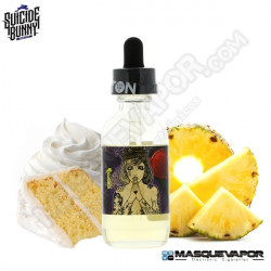 QUEEN CAKE SUICIDE BUNNY TPD 50ML 0MG
