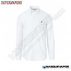 CAMISA BLANCA OXFORD CLASSIC SUPERVAPERS TALLA: M