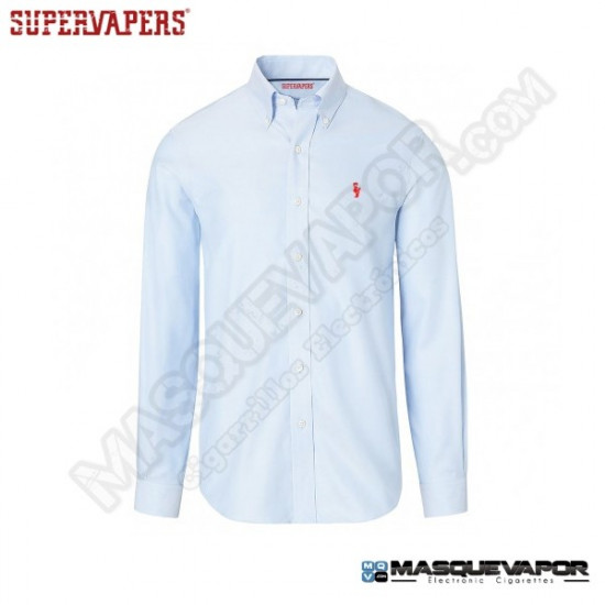 OXFORD CLASSIC CELESTIAL SHIRT SUPERVAPERS SIZE: S