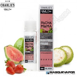 STRAWBERRY GUAVA JACKFRUIT PACHAMAMA TPD 50ML 0MG