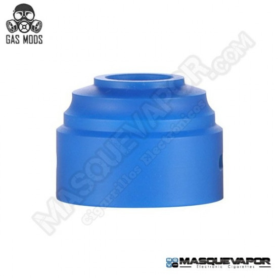POM CAP FOR GR1 RDA 22MM GAS MODS BLUE