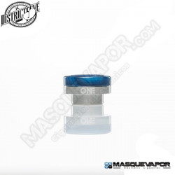 ONETIPS SS DRIP TIP 810 DISTRICT F5VE BLUE SWIRL