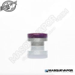ONETIPS SS DRIP TIP 810 DISTRICT F5VE COSMIC PURPLE