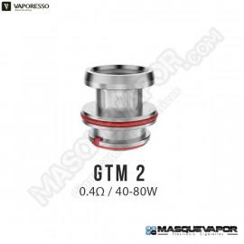 1X GTM2 0.4OHM CASCADE TANK VAPORESSO