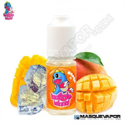 MANGO LIME FLAVOR 10ML BUBBLE ISLAND