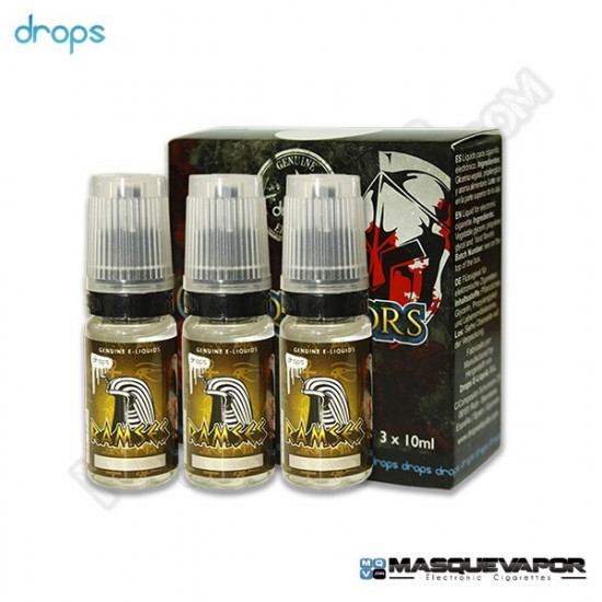RAMSES DROPS ELIQUIDS TPD 3X10ML 0MG