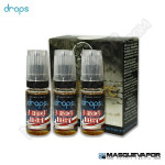 AMERICAN LUXURY DROPS ELIQUIDS TPD 3X10ML 0MG