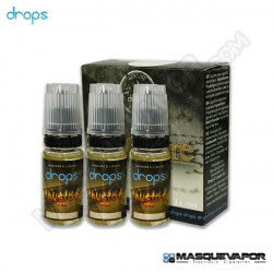 FAUSTO DROPS ELIQUIDS TPD 3X10ML 6MG