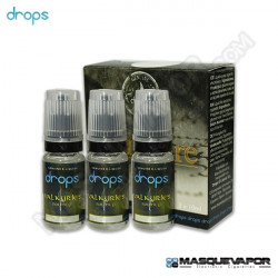VALKYRIE'S BOUNTY DROPS ELIQUIDS TPD 3X10ML 6MG