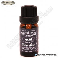 TOBACCO BASTARD 9 FLAVOR 10ML FLAVORMONKS