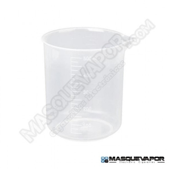 VASO DE PRECIPITADO CON RELIEVE 500ML