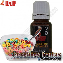 CEREALES DE FRUTAS FLAVOR 10ML OIL4VAP