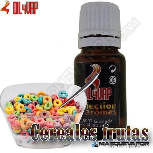 CEREALES DE FRUTAS FLAVOR 10ML OIL4VAP