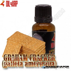 GRAHAM CRACKER FLAVOR 10ML OIL4VAP