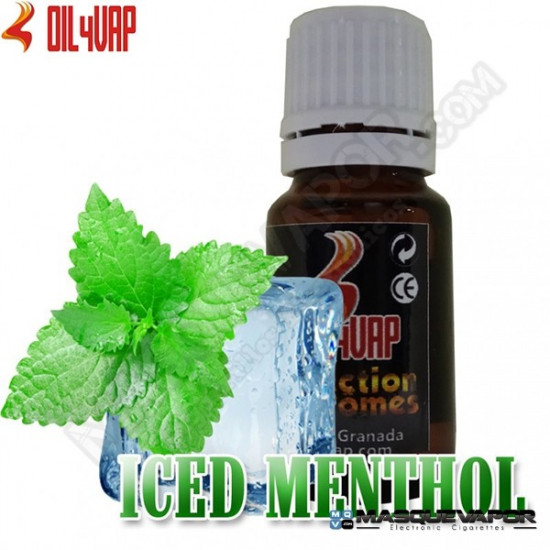 ICED MENTHOL FLAVOR 10ML OIL4VAP