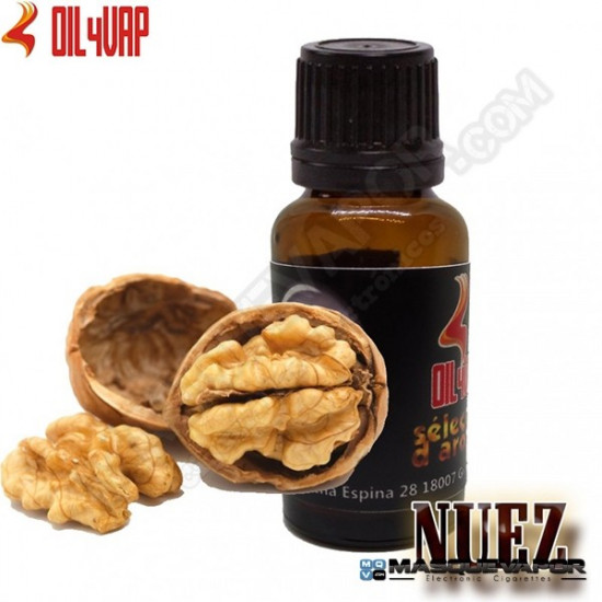 NUEZ FLAVOR 10ML OIL4VAP