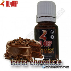 TARTA DE CHOCOLATE FLAVOR 10ML OIL4VAP