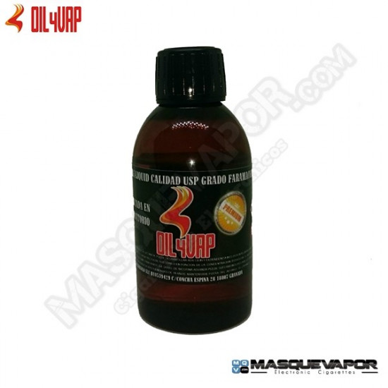 BASE OIL4VAP 200ML 50PG/50VG 0MG