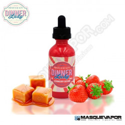 STRAWBERRY CUSTARD DINNER LADY TPD 50ML 0MG