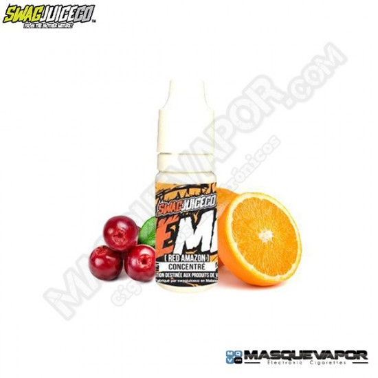 RED AMAZON FLAVOR 10ML SWAG REMIX