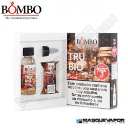 TRUBIO HIGH VG BOMBO ELIQUIDS TPD 60ML 3MG