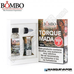 TORQUEMADA HIGH VG BOMBO ELIQUIDS TPD 60ML 3MG