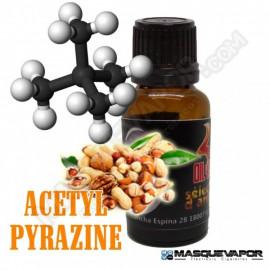 ACETYL PYRAZINE MOLECULA 10ML OIL4VAP