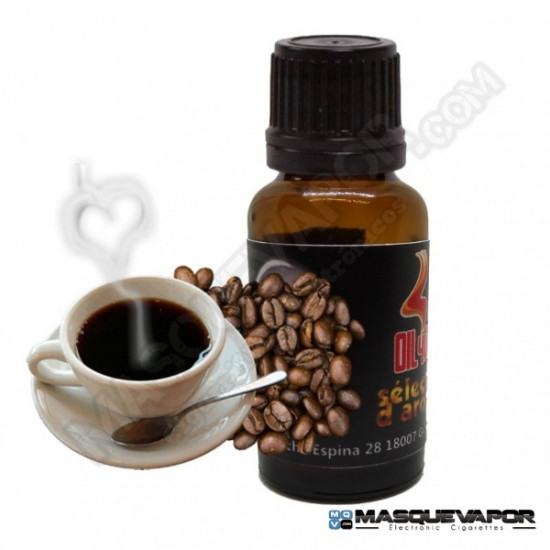 CAFE FLAVOR 10ML OIL4VAP
