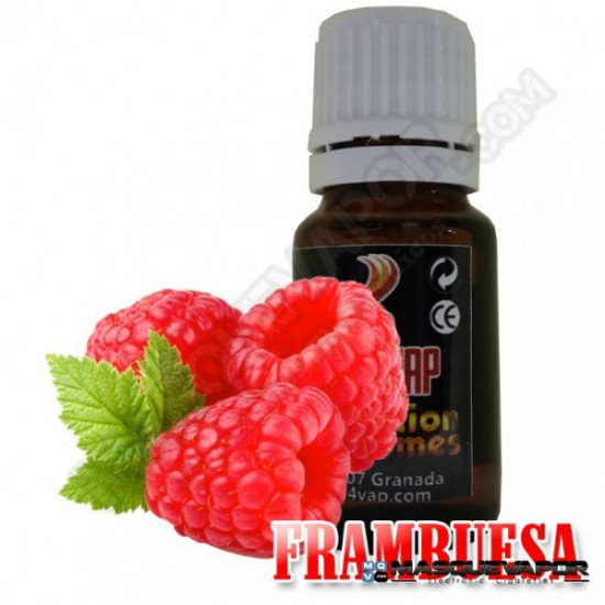 FRAMBUESA FLAVOR 10ML OIL4VAP