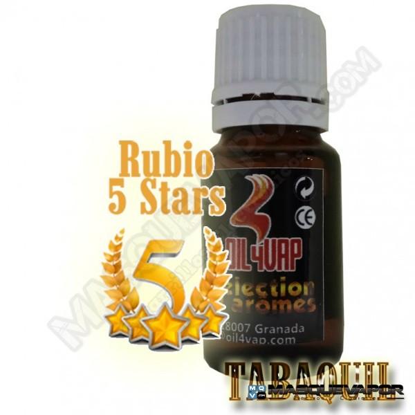 T. RUBIO 5 STARS FLAVOR 10ML OIL4VAP