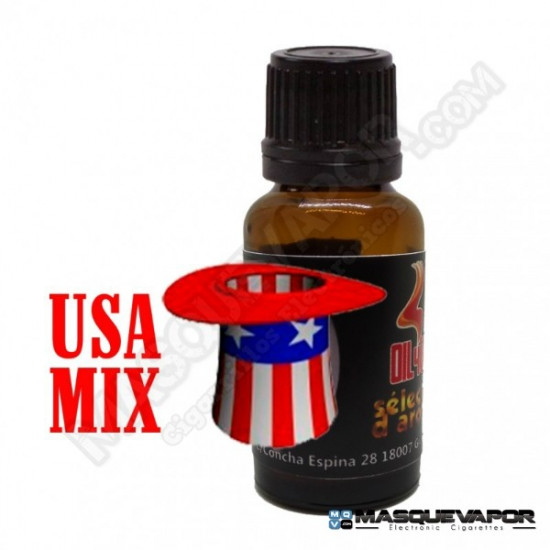 TABACO RUBIO USA MIX FLAVOR 10ML OIL4VAP
