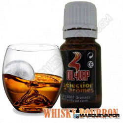 WHISKY BOURBON FLAVOR 10ML OIL4VAP