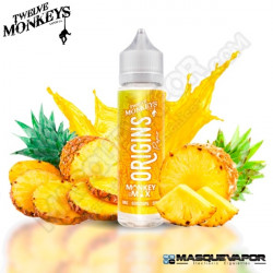PAPIO TWELVE MONKEYS ORIGINS TPD 50ML 0MG