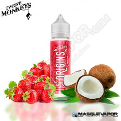SAIMIRI TWELVE MONKEYS ORIGINS TPD 50ML 0MG