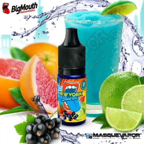 NEW YORK BLUE TEA BIG MOUTH CONCENTRATE 10ML
